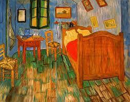 van gogh bedroom painting vincent van gogh the bedroom information glif org