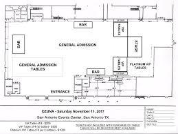 tickets for ozuna san antonio event center tables in san antonio