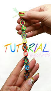 macrame flower bracelet images M como hacer aros macrame de flor earrings macrame flower jpg