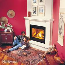 How To Light Pilot On Gas Fireplace How To Install A Gas Fireplace Family Handyman