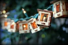 Craftsman Style Patio Patio String Lights Electrolites Craftsman Style Bungalows