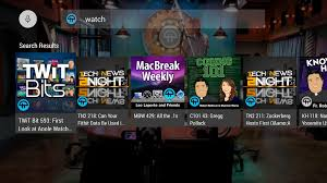 twit tv for android tv android apps on google play