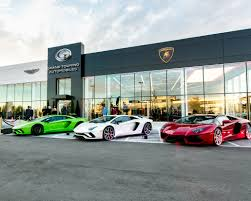 lamborghini dealership new home for lamborghini uptown toronto u2013 canadian auto world