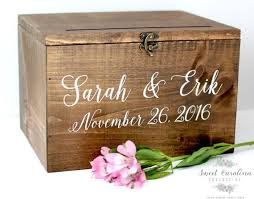 wedding money box stunning rustic card box for wedding images styles ideas 2018