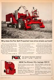 1969 ad gehl 800 recutter blower chopper farming agriculture