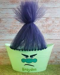 Make Your Own Bath Toy Organizer by Trolls Oval Easter Tub Toy Storage Basket By Gretchinsetchins