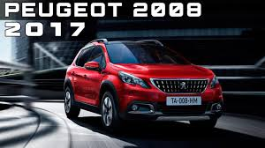 car peugeot price 2017 peugeot 2008 review rendered price specs release date youtube