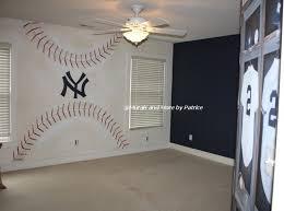 Yankees Crib Bedding 91 Yankee Baseball Bedroom Ny Yankees Nursery New York Sign Us
