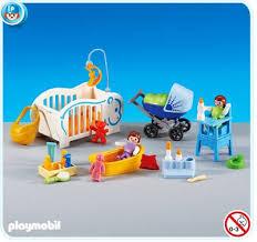 playmobil babyzimmer playmobil 6226 baby erstausstattung kinderwagen hochstuhl