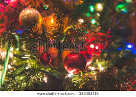 led tree lights stock images royalty free images