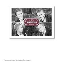 115 best holiday photo card templates images on pinterest