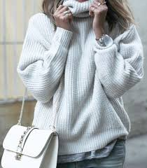 oversized chunky knit sweater sweater knit tricot big winter knitwear knitted