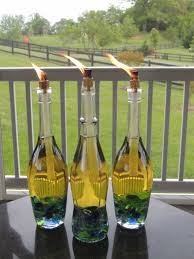 Backyard Ideas For Summer 41 Cool Diys To Get Your Backyard Ready For Summer Wine Bottle