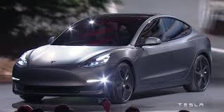 photos here is the tesla model 3 business insider