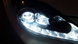 lexus headlight wallpaper spec d headlights lexus is250 youtube