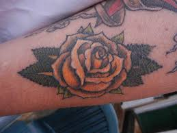 what does your rose tattoo mean secret ink tattoo