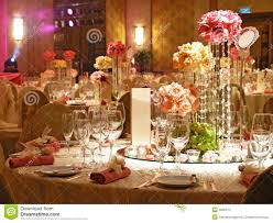 Wedding Table Setting Wedding Table Setting Stock Images Image 5832514
