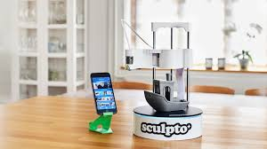 sculpto the world u0027s most user friendly desktop 3d printer by