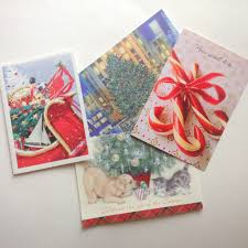 rejoice 4 ways to repurpose old christmas cards earth911 com