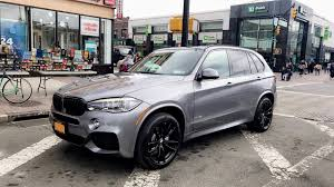 Bmw X5 Grey - just picked her up custom build 2017 x5 bmw