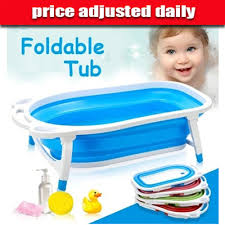 Baby Foldable Bathtub Qoo10 Restock Sale Obe Patented Foldable Collapsable Baby