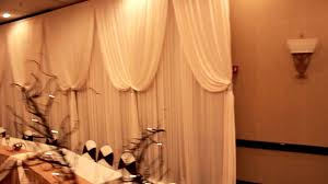 Backdrops For Weddings Beautiful Head Table Backdrop For Wedding Reception Event Decor