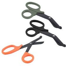 scissor st pocket size tactical scissor bandage paramedic shears survival
