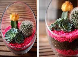 12 tiny terrariums you can diy for earthy wedding centerpieces