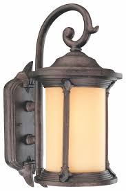 decorations light outdoor wall lantern in black finish classic