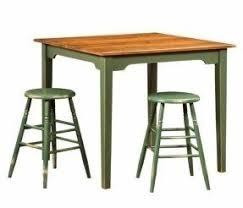 Rustic Pub Table Set Farmhouse Pub Table Foter