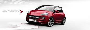 vauxhall adam vauxhall adam to wow eve at geneva only motors