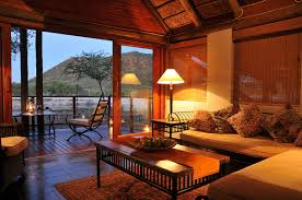 tau game lodge accommodation rooms suites chalets