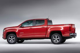 Dodge Dakota Truck Bed Width - 2015 chevrolet colorado first look motor trend