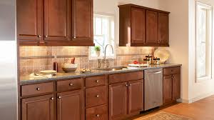 Maple Cabinet Kitchen Andover Maple Nutmeg Kitchen Timberlake Cabinetry Our Value