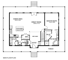 Country Style Homes With Open Floor Plans 134 Best Floor Plans Images On Pinterest Dream Houses Home And