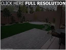 backyards wondrous arizona backyard design arizona small