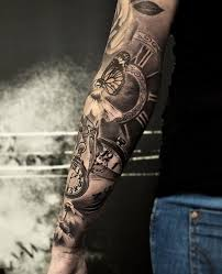 Forearm Tattoos Sleeve - 100 awesome designs and design