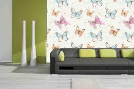butterfly wall mural on wallpaperget com brand new wall murals wallpaper ink
