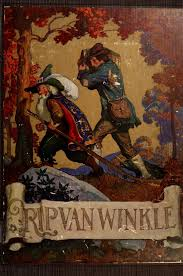 rip van winkle by washington irving 1819 children u0027s books