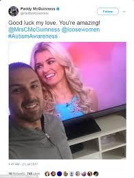 does paddy mcguiness use hair products paddy mcguinness reveals he is never happy any more daily mail