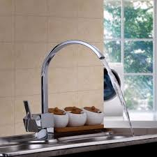 solid brass kitchen faucet contemporary chrome finish solid brass kitchen bathroom faucet