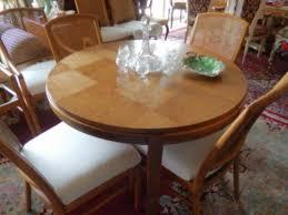 drexel heritage dining room set set of 4 vintage drexel heritage