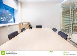 small meeting room modern bright office stock photo image 50827591