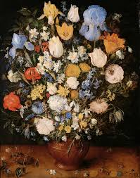 Bouquet Of Flowers In Vase File Jan Bruegel I Bouquet Of Flowers In A Ceramic Vase Jpg