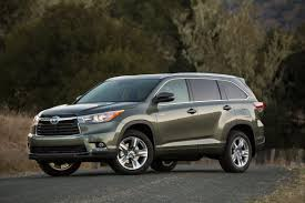 2016 toyota highlander hybrid overview cars com