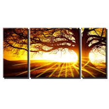 tree painting canvas chinaprices elegant home decor paintings