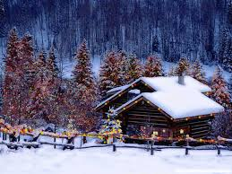 winter is a cold and snowy season with short day and long night