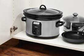 3 Crock Slow Cooker Buffet by Crock Pot Choose A Crock Slow Cooker Stainless Steel At Crock