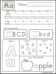 dab it alphabet worksheets u2013 match lower and uppercase letters