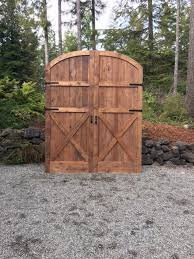 Cedar Barn Door Special Touches For Your Event Olympic Farm Style Events